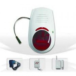 all in one alarm system- secure your home