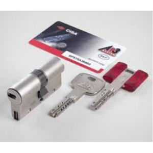 Cisa Astral s security euro cylinder