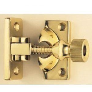 brass sash fasteners