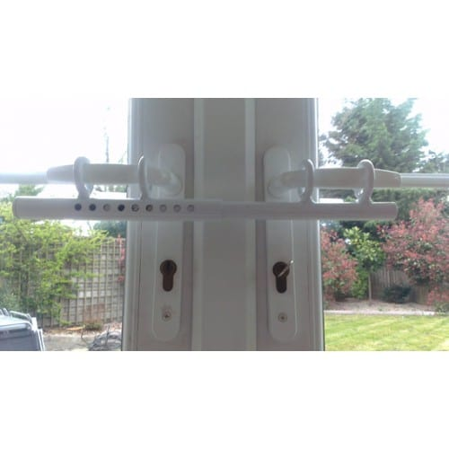 syh french patio door lock
